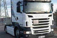 1,1 миллиона километров на Scania Евро-6