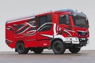 MAN выпустил первые пожарные машины стандарта Евро 6