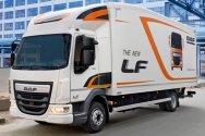 Новый обтекаемый DAF LF Aerobody