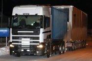 Новая Scania все ближе и ближе