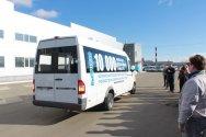 Российские микроавтобусы Sprinter Classic