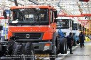 В Индии уже продали 10000 грузовиков BharatBenz