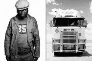 Общие черты между грузовиком и его водителем