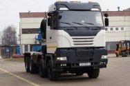 Новый седельный тягач МЗКТ-741600-011