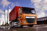 DAF завершает линию моделей стандарта Евро-6