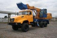 КрАЗ создал новый спецавтомобиль UDS-114