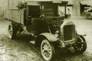 90 лет грузовикам MAN, с дизельным двигателем и прямым впрыском топлива