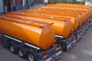 Перевозка кислоты автотранспортом