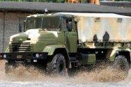 КрАЗы «Спецназ» и Кугуар покажут в Киеве
