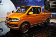 Volkswagen снова обновил  модель Tristar