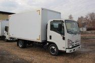 Новый фургон Isuzu NMR 85H из сэндвич-панелей от завода НижСпецАвто