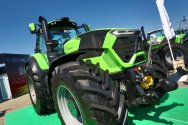 Трактор DEUTZ-FAHR 9 серии