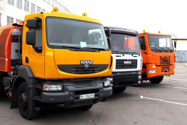 В 2014 году «АвтоКрАЗ» произвел и реализовал рекордное  за последние 6 лет количество КрАЗов