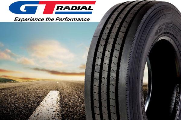 Новое поколение рулевых шин от GT RADIAL