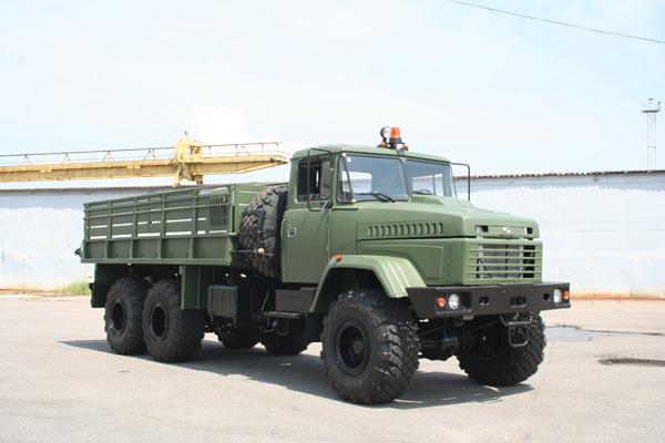 КрАЗ отгрузил автомобили в Лаос