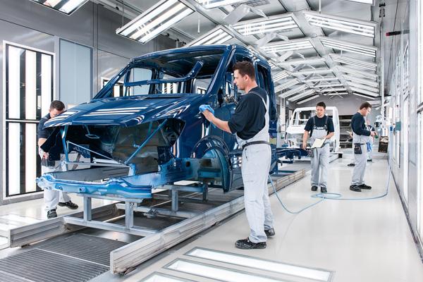 Van Partner расширяют малотоннажный модельный ряд Mercedes-Benz