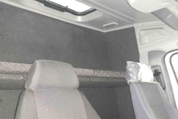 Закабинный спальник на базе ГАЗон NEXT