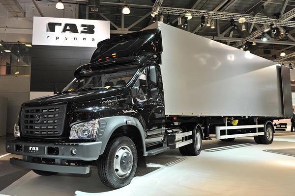 Новинка - 10 тонный седельный тягач «ГАЗон NEXT»
