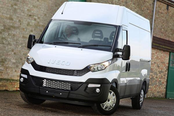 Iveco Daily стал первым коммерческим автомобилем, получившим устройство вызова экстренных служб