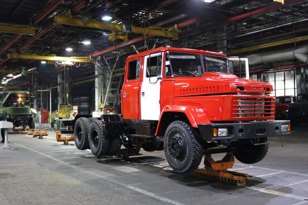 АвтоКрАЗ демонстрирует стабильность
