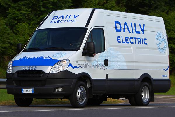 Iveco начала продажи нового поколения электромобиля Daily Electric