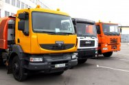 В 2014 году «АвтоКрАЗ» произвел и реализовал рекордное  за последние 6 лет  ...