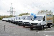Mercedes-Benz Vans: 20 хлебных фургонов для «Русской продовольственной комп ...
