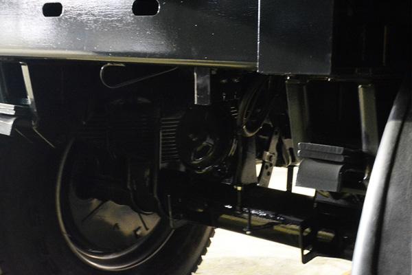 Прицеп-зерновоз на рессорной подвеске Тонар-85797-0000030