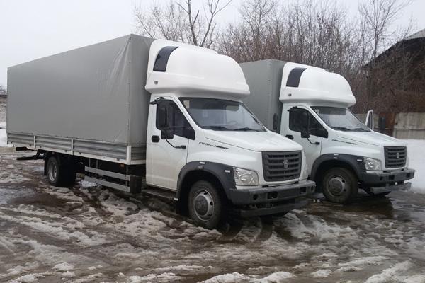 Автомобили ГАЗон Next City с европлатформой от РусАвтоГид