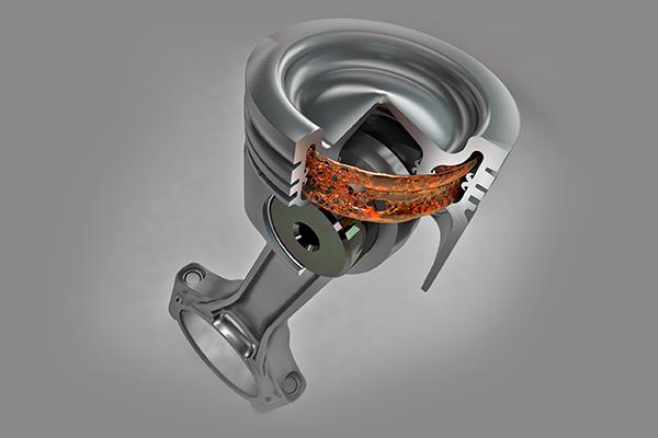 Революционная технология охлаждения поршней дизельных двигателей