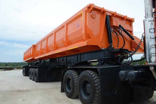ТОНАР-45252: сверхтяжелый грузовик для серьезной работы