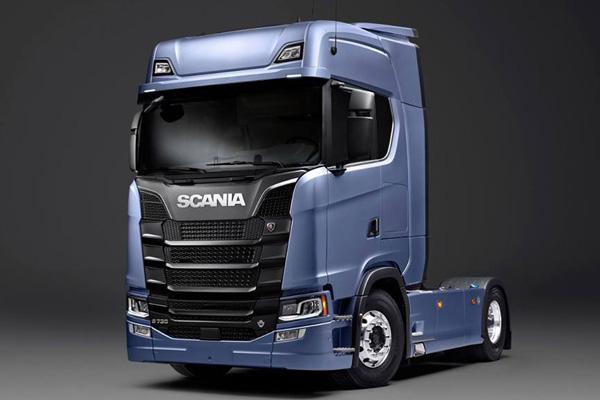 Scania �������� ��������� ��� ������ R � S �������