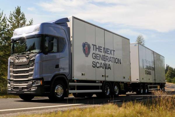 Scania обновила модельный ряд новыми R и S сериями