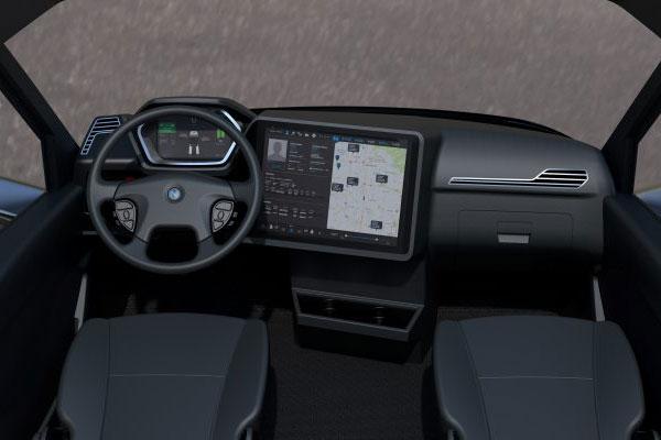 Компания Nikola Motor  представила свои новинки
