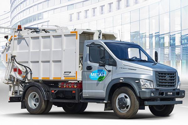 ГАЗон NEXT CNG поступил на серийное производство