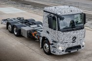 Mercedes-Benz Urban eTruck будет показан на IAA 2016
