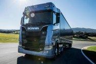 Технологии SKF для нового поколения грузовых автомобилей Scania