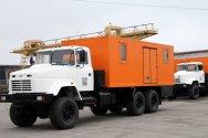Новые спецмастерские на базе КрАЗ-63221