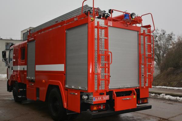 Новая автоцистерна КрАЗ-5401Н2 (АЦ-7-40)