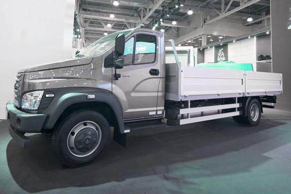 Группа ГАЗ разработала новый 10-тонник ГАЗон NEXT