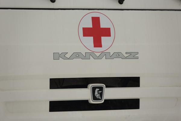 Скорая помощь на шасси КАМАЗ поступит в регионы