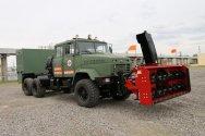 КрАЗ-6322 с роторным оборудованием