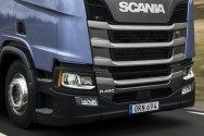 Новая Scania G серии