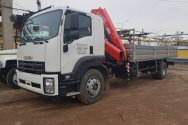 Манипулятор Isuzu FVR 34 с КМУ Fassi 175 от компании «РусАвтоГид»