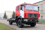 Вездеходное шасси КрАЗ-5401НЕ  - под требования ГСЧС