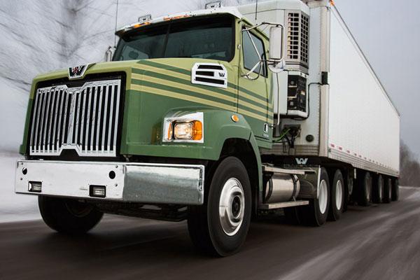 Western Star обновил серию грузовиков 4700