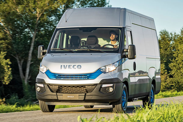 IVECO представит на COMTRANS 2019 полную линейку автомобилей на природном газе