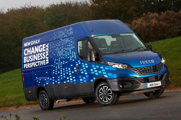 IVECO Daily получает престижную награду Trade Van Driver Award 2020