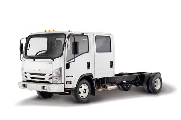 Новый грузовик Isuzu пятого класса с коробкой передач Allison