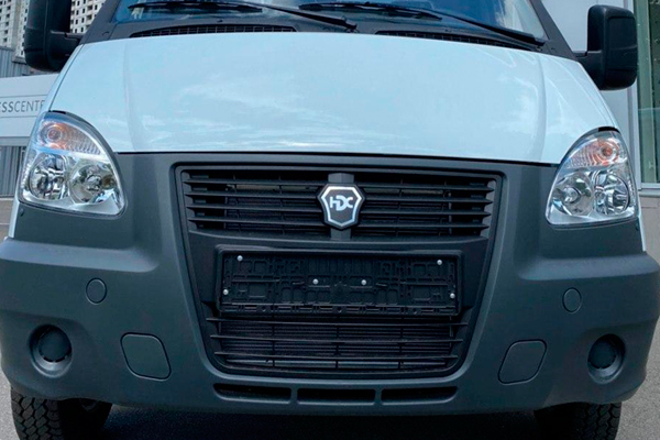 Новый украинский бренд коммерческих автомобилей HDC